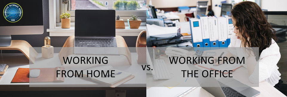 Is the Future Office or Home-Based?